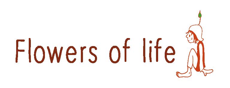 Logo Flowers of Life